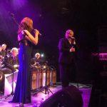 Marie José in concert met de Laundry Big Band